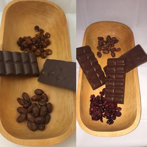 procesamiento e investigación de productos a base de cacao