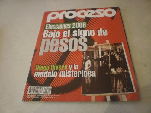proceso - bajo el signo de pesos #1522 enero  2006