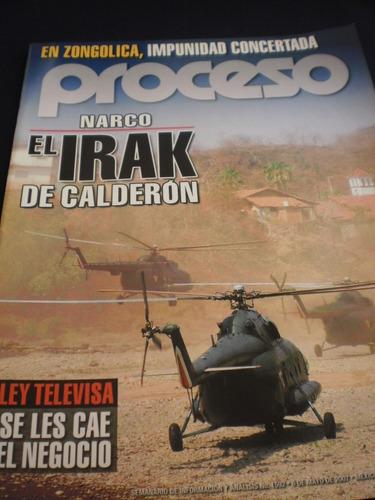 proceso - el irak de calderón #1592 mayo 2007