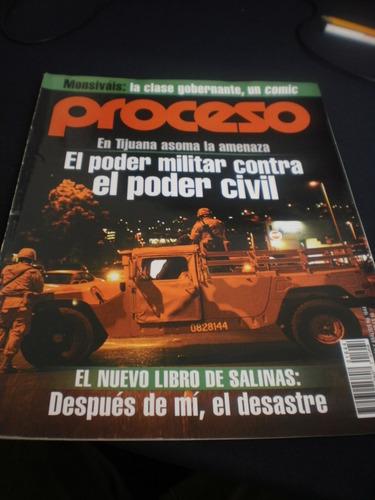 proceso - el poder militar contra el poder civil n°1644