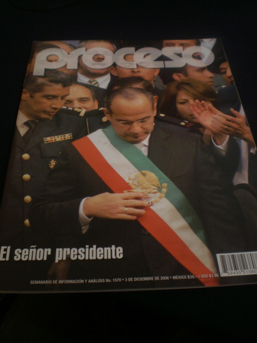 proceso - el señor presidente n° 1570