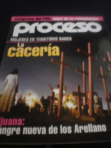 proceso la cacería tijuana, #1726, año 2009