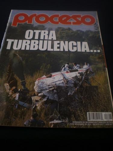 proceso otra turbulencia  # 1828, año 2011