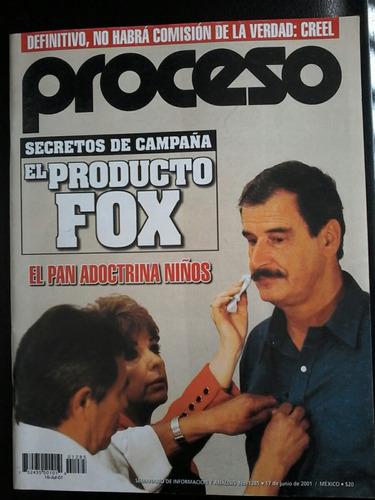 proceso secretos de campaña el producto fox