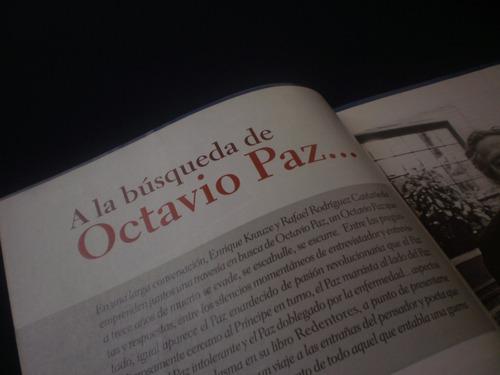 proceso viaje a las entrañas de octavio paz,#1823, año 2011