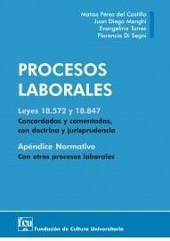 procesos laborales - autores varios