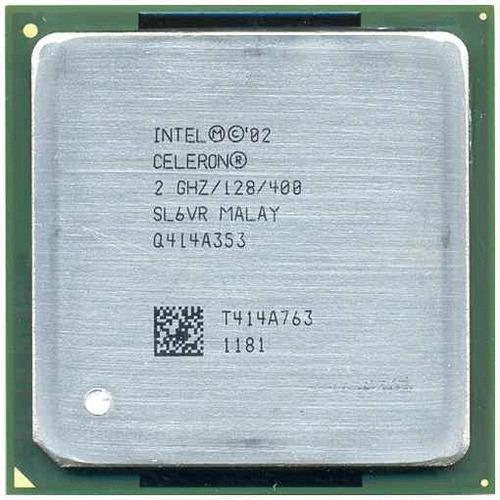 processador 2.0ghz intel celeron 400 128 sl6vy