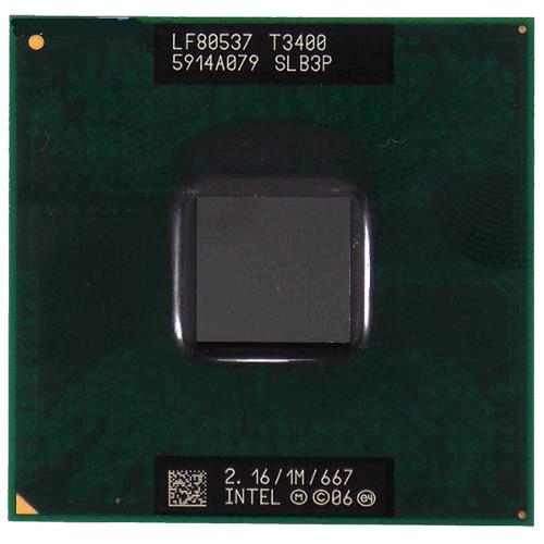 processador 2.16g intel pentium dual core t3400 1m 667 slb3p