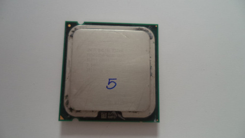 processador 5- intel pentium dual core  2.50ghz/2m780076