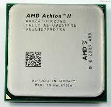 processador am3 athlon ii x2 245 + cooler novo - promoção !