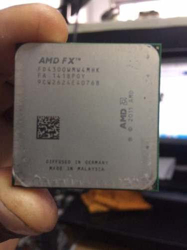 processador amd am3 fx 4300 3.8ghz 8mb