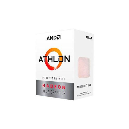 processador amd athlon 200ge dual core 3.2ghz am4