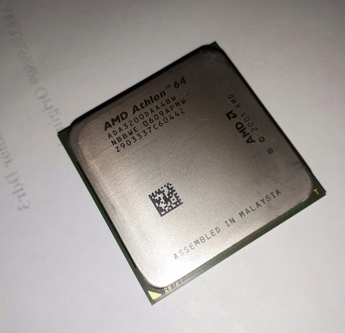 processador amd athlon 64 3200 2.0ghz soquete 939 soc 754