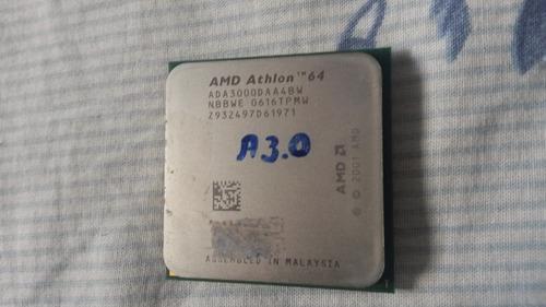 processador amd athlon 64 ada3000daa4bw