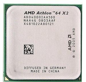 processador amd athlon 64 x2 4000 socket am2 dual core