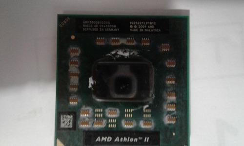 processador amd athlon ii mobile m300 2ghz - amm300dbo22gq