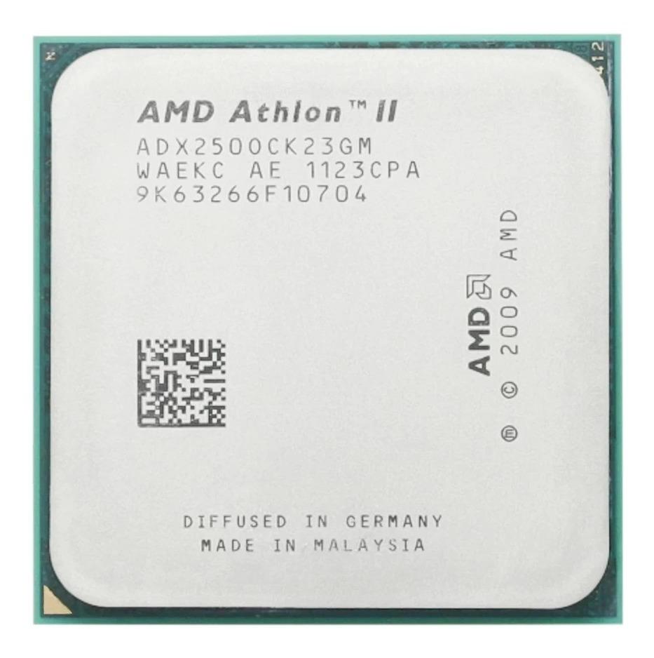 AMD ATHLON II X2 250 PROCESSOR DRIVER FOR WINDOWS DOWNLOAD
