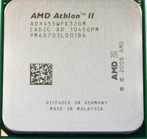 processador amd athlon ii x3 455
