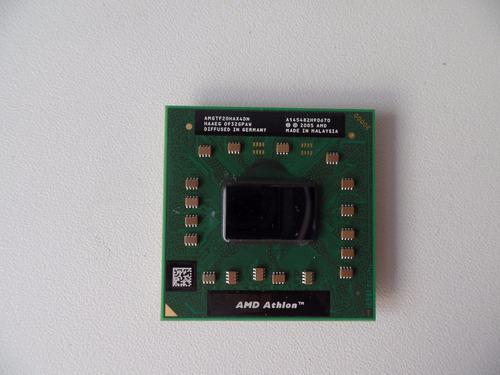 processador amd athlon tf20 1.6 ghz amgtf20hax4dn notebook