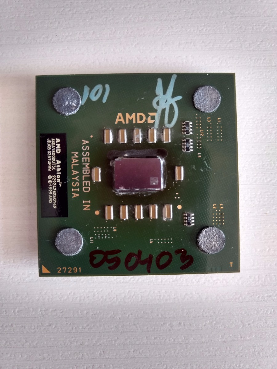 AMD ATHLON XP 1800 DESCARGAR DRIVER