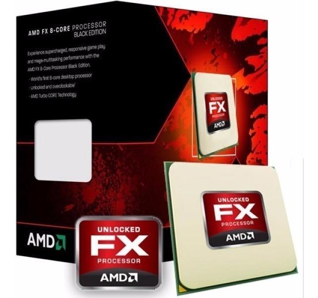 Processador Amd Fx 4300 Black Edition 3 8ghz 8mb Am3 Fx 4300 R 400 00 Em Mercado Livre