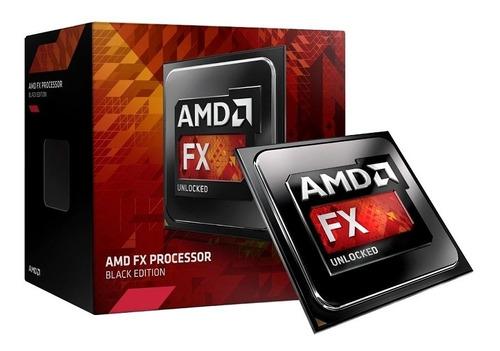 processador amd fx 8300 black edition 16mb 3.3 - 4.2ghz