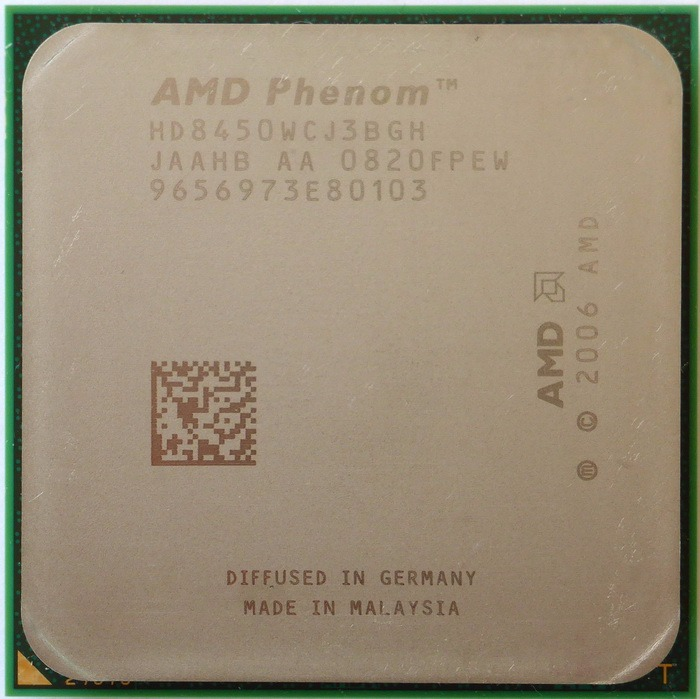 AMD PHENOM 8450 WINDOWS 7 DRIVER