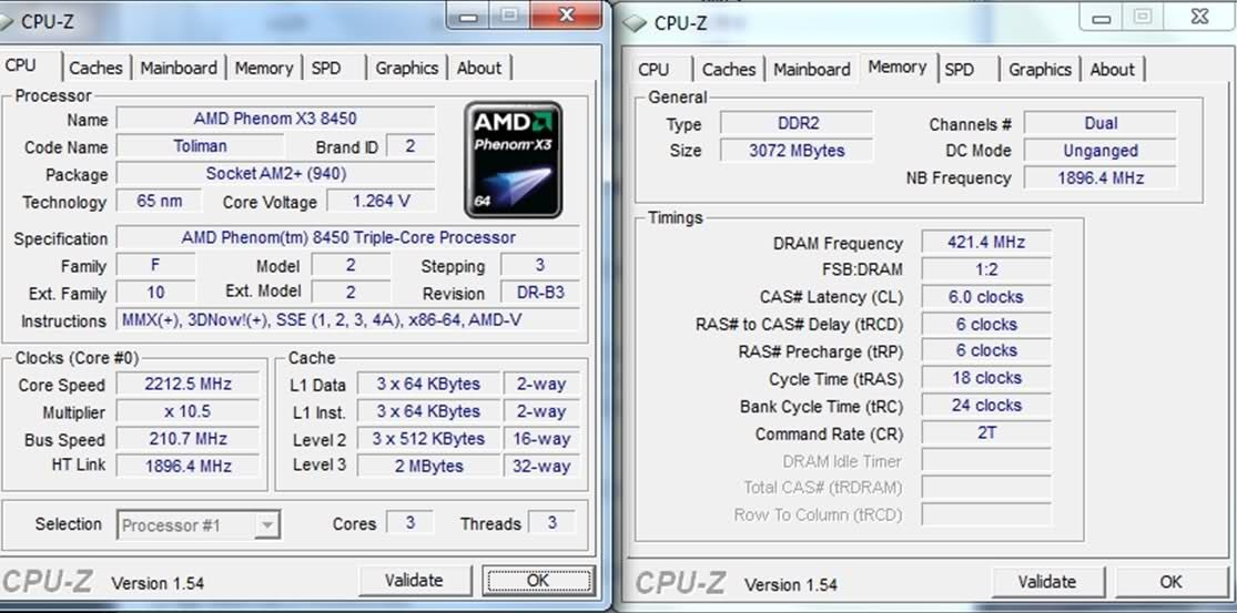 AMD PHENOM 8450 WINDOWS 7 64BIT DRIVER