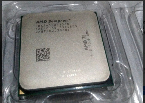 processador amd semprom 145 2,8 ghz am3/am3+ ddr3 sem cooler