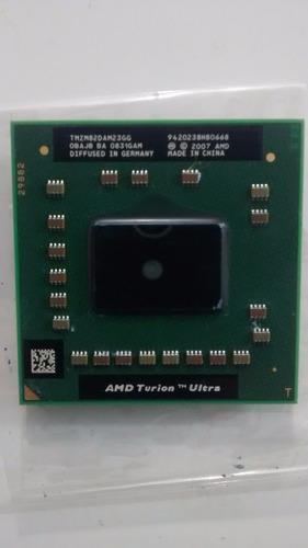 processador amd turion ultra x2 dualcore 2.2gh tmzm82dam23gg