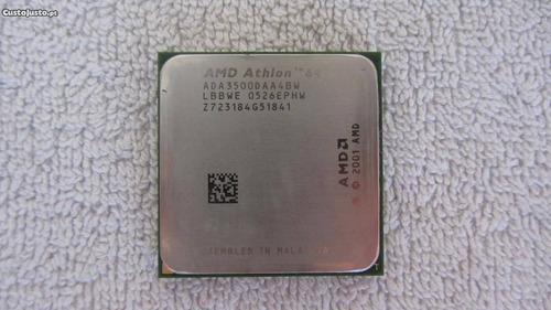processador athlon 64 amd 2.2ghz/512mb skt939 envio t.brasil