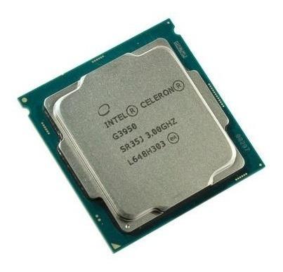 processador celeron g3950 lga 1151 p/ placa 6ªger 3ghz - o&m