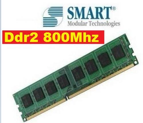 processador core 2 duo e8400 3.0 ghz + 2gb memoria ddr2 800