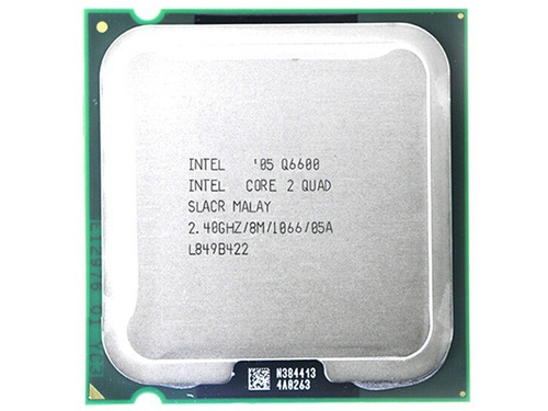 processador core 2 quad q6600 2,40 ghz lga775 seminovo