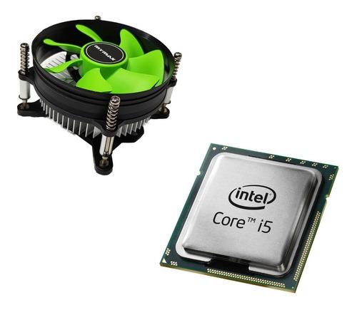 processador core i5 2400 lga 1155 - 3.1 ghz + cooler 1155