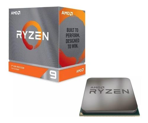 processador cpu ryzen amd r9 3950x 4.7 ghz 72mb 3.5ghz