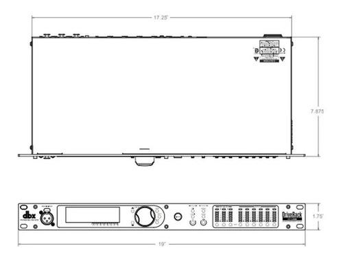 processador dbx driverack 6 vias by harman venu360  android