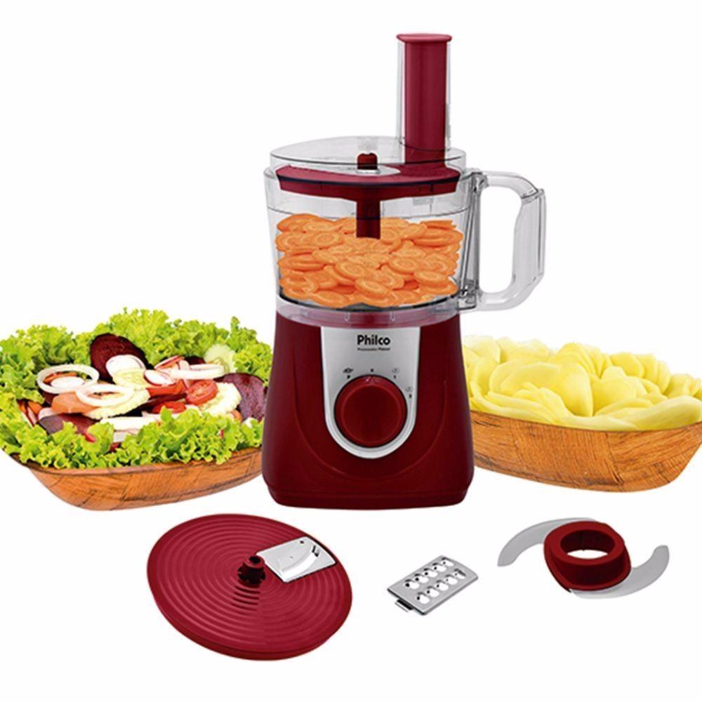 d899a05ef Processador De Alimentos Philco Maxxi 800w 127v - R  179