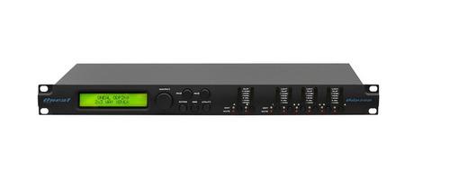 processador de áudio digital oneal 2x6, odp-260 - bivolt