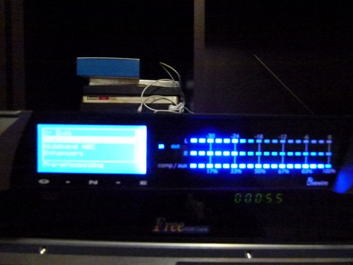 processador de audio para emissoras de fm omnia one