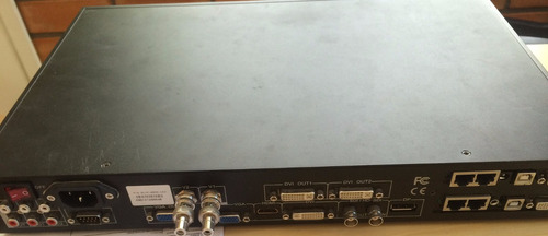 processador de video para painel de led