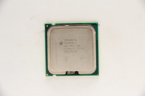 processador desktop intel celeron d 352 512k 3.20ghz sl9km