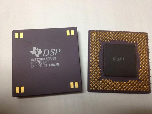 processador digital de sinais dsp ti tms320c40gfl50
