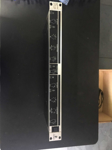 processador dualfex ex 2000 behringer