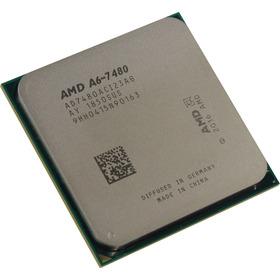 Processador Gamer Amd A6-series A6-7480 Ad7480acabbox De 2 Núcleos E 3.5ghz De Frequência Com Gráfica Integrada