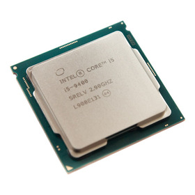 Processador Gamer Intel Core I5-9400 Bx80684i59400 De 6 Núcleos E 2.9ghz De Frequência Com Gráfica Integrada