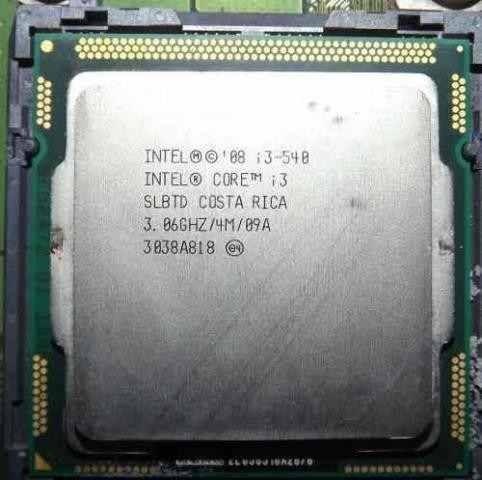 processador i3 - 540 3.06ghz/4m/09a - socket 1156