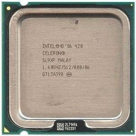 Processador Intel Celeron 420 1.6ghz 775