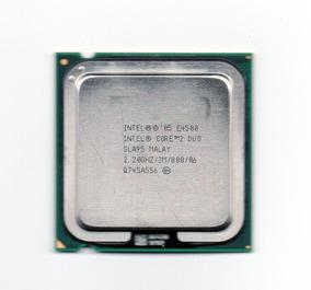 INTEL E4500 VGA DRIVER