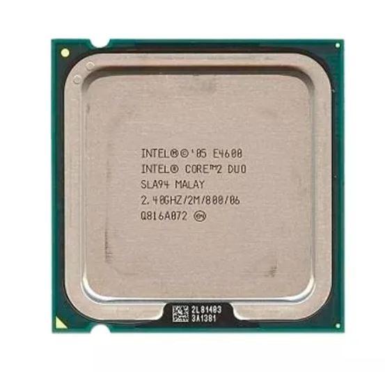 INTEL CORE 2 DUO E4600 2.4GHZ DESCARGAR CONTROLADOR